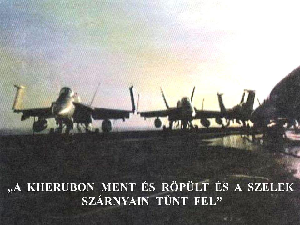 """""""A KHERUBON MENT ÉS RÖPÜLT ÉS A SZELEK"""