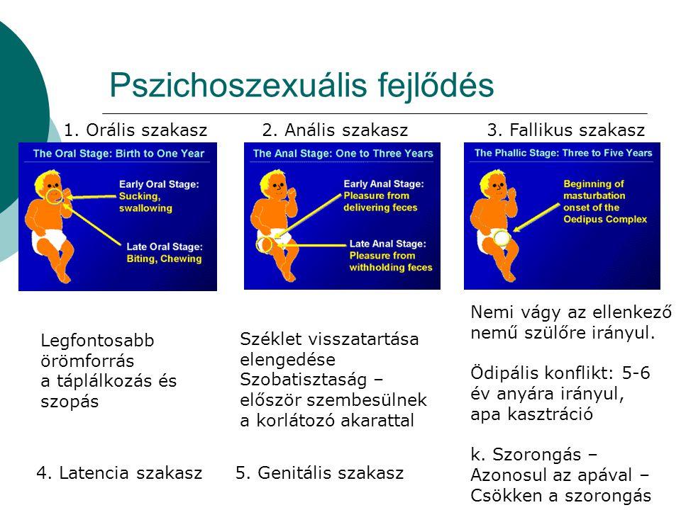 Pszichoszexuális fejlődés