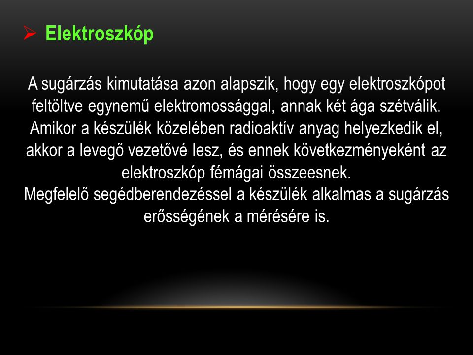 Elektroszkóp