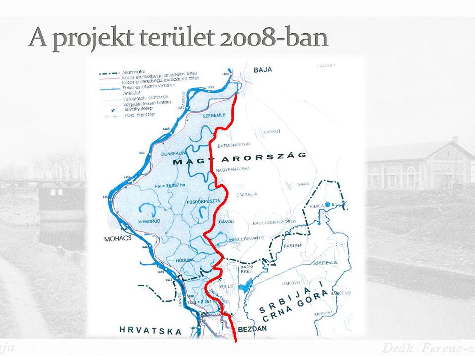 """A projekt terület 2008-ban Mára a Ferenc-tápcsatorna """"beépült a lakosság köztudatába, újabb tényekkel erősítve annak lokálpatriotizmusát."""