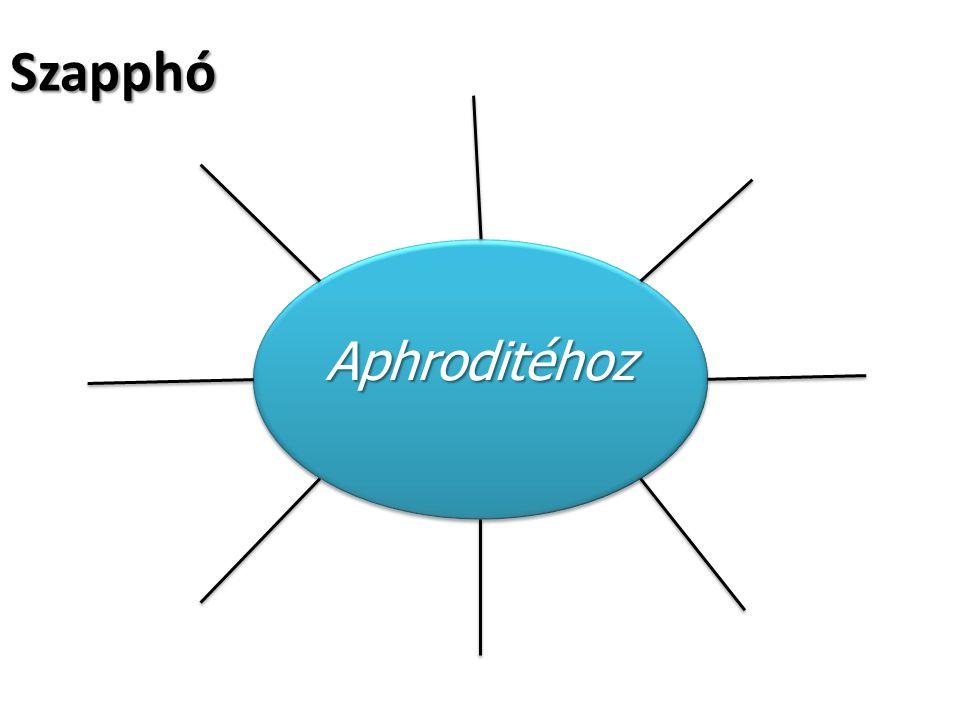 Szapphó Aphroditéhoz