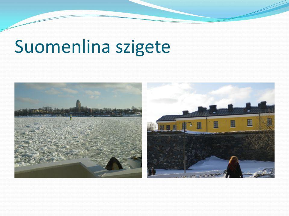 Suomenlina szigete