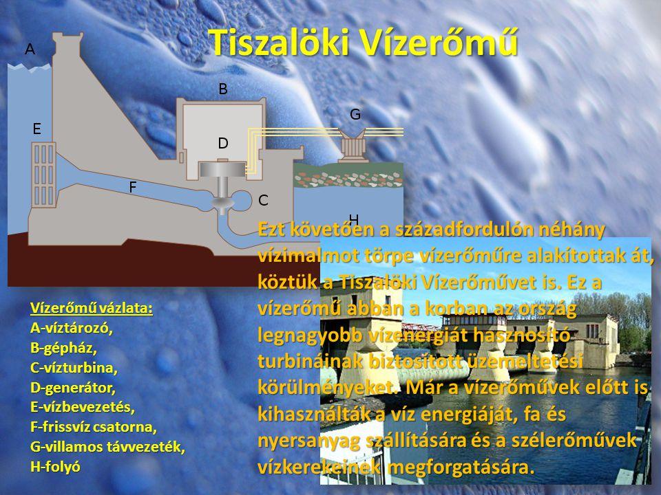 Tiszalöki Vízerőmű