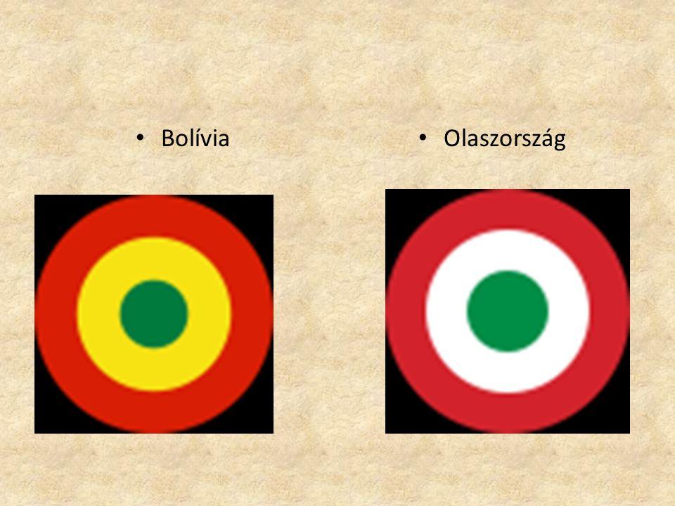 Bolívia Olaszország