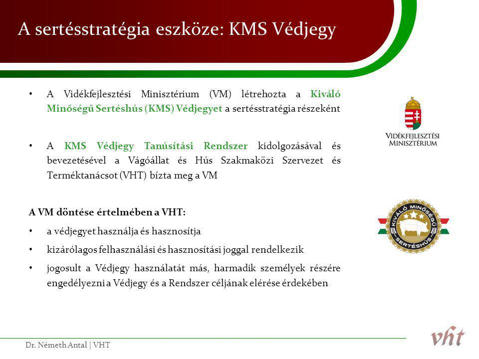 A sertésstratégia eszköze: KMS Védjegy