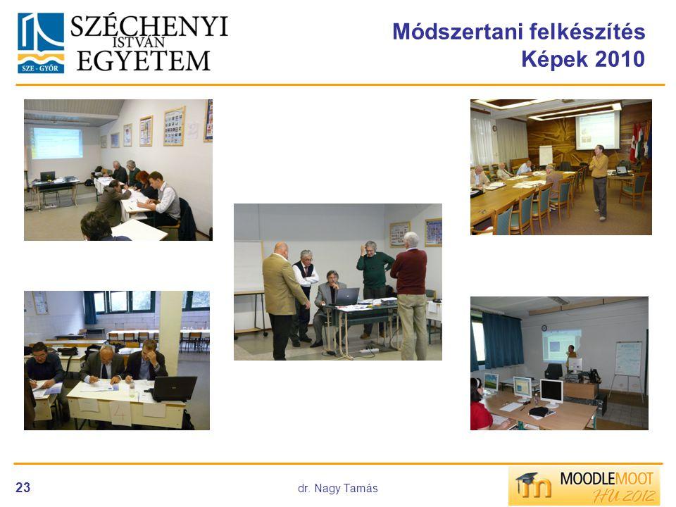 Módszertani felkészítés Képek 2010