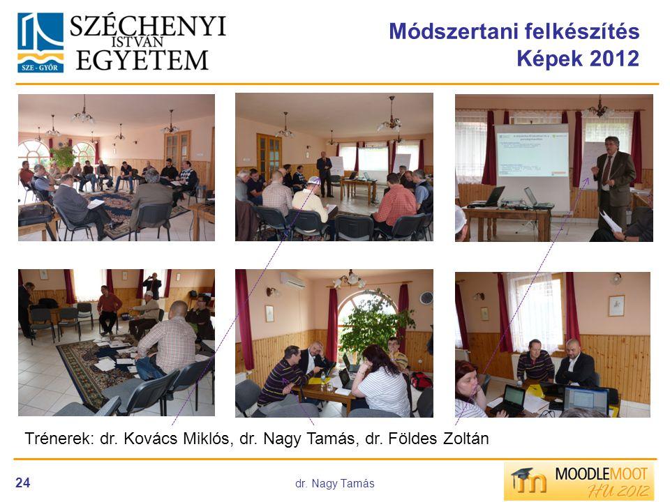 Módszertani felkészítés Képek 2012