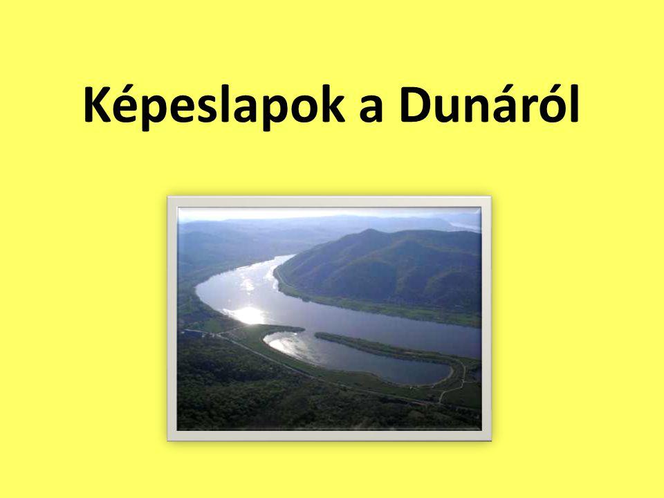 Képeslapok a Dunáról
