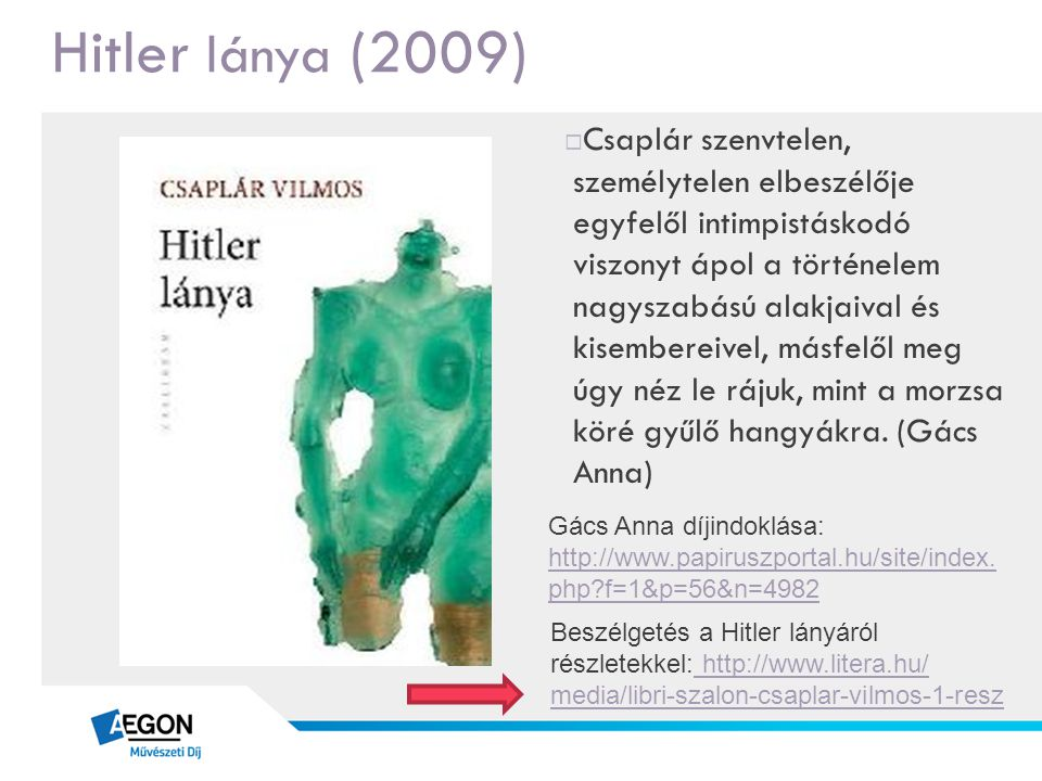 Hitler lánya (2009)