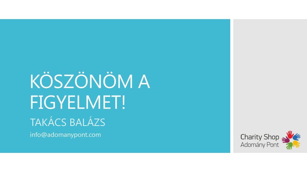 TAKÁCS BALÁZS info@adomanypont.com