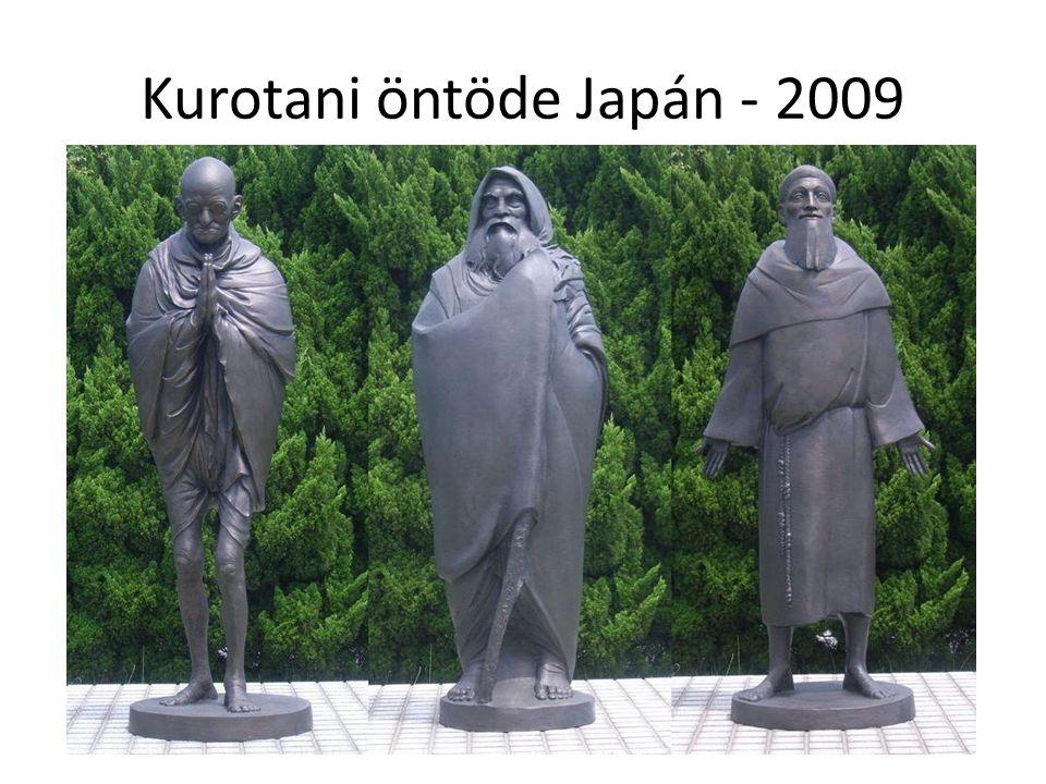 Kurotani öntöde Japán - 2009