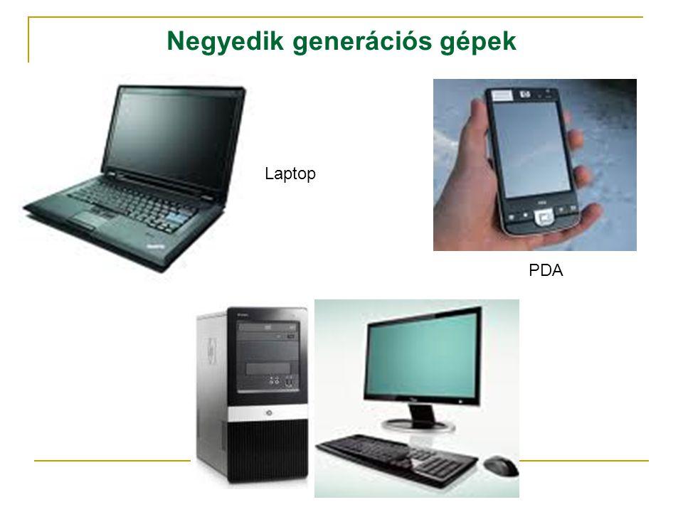 Negyedik generációs gépek