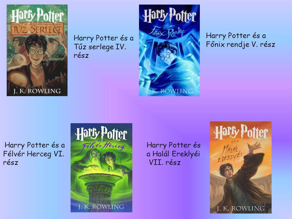 Harry Potter és a Főnix rendje V. rész