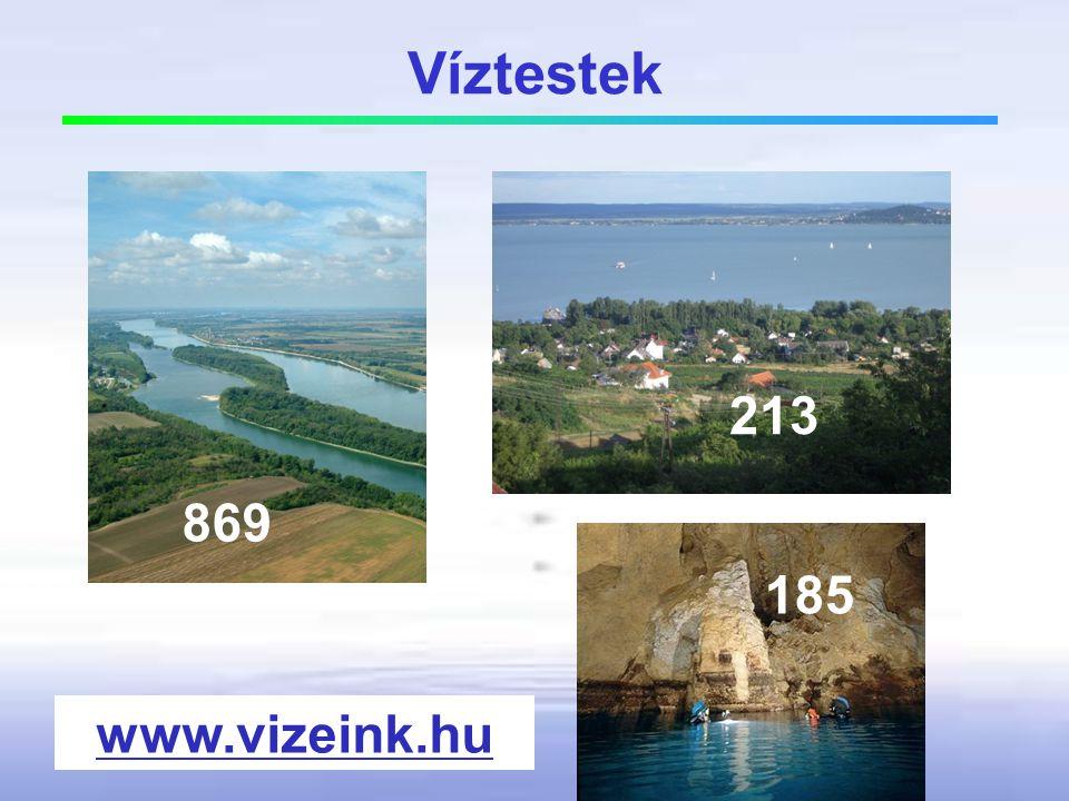 Víztestek 213 869 185 www.vizeink.hu