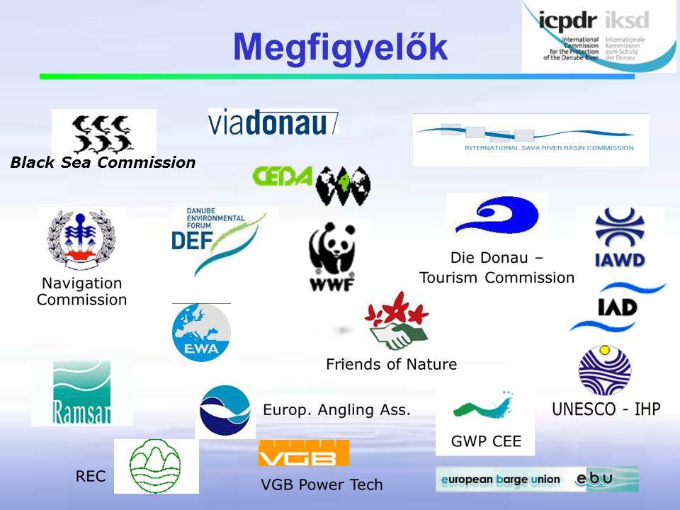 Megfigyelők Black Sea Commission