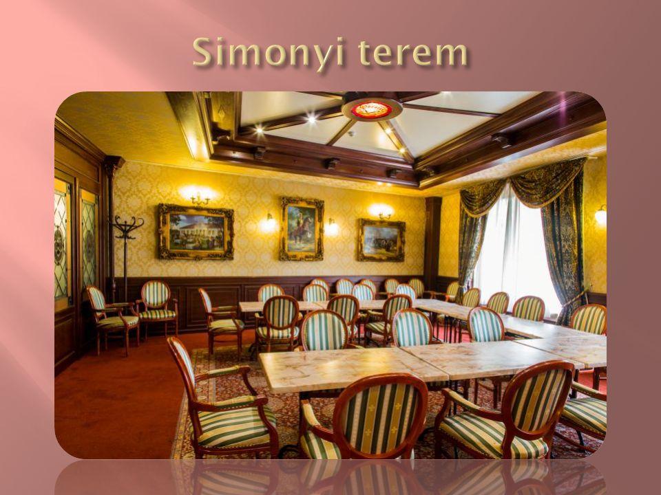 Simonyi terem
