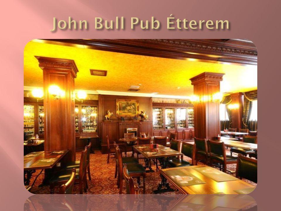 John Bull Pub Étterem