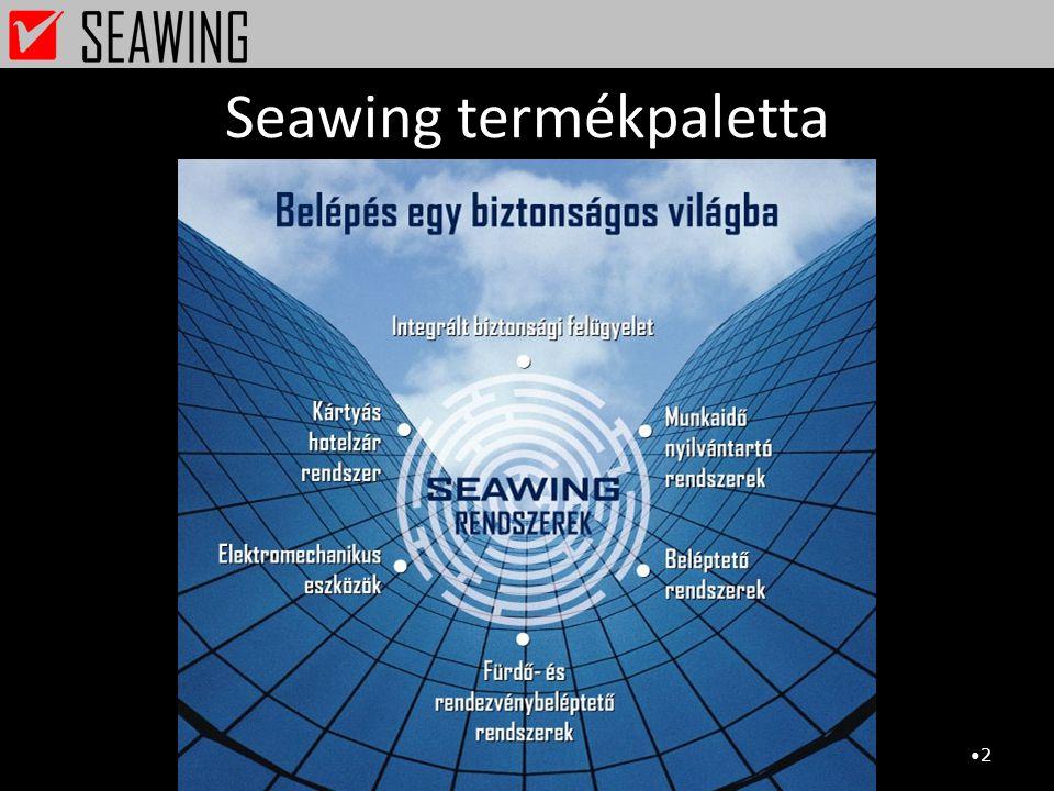 Seawing termékpaletta