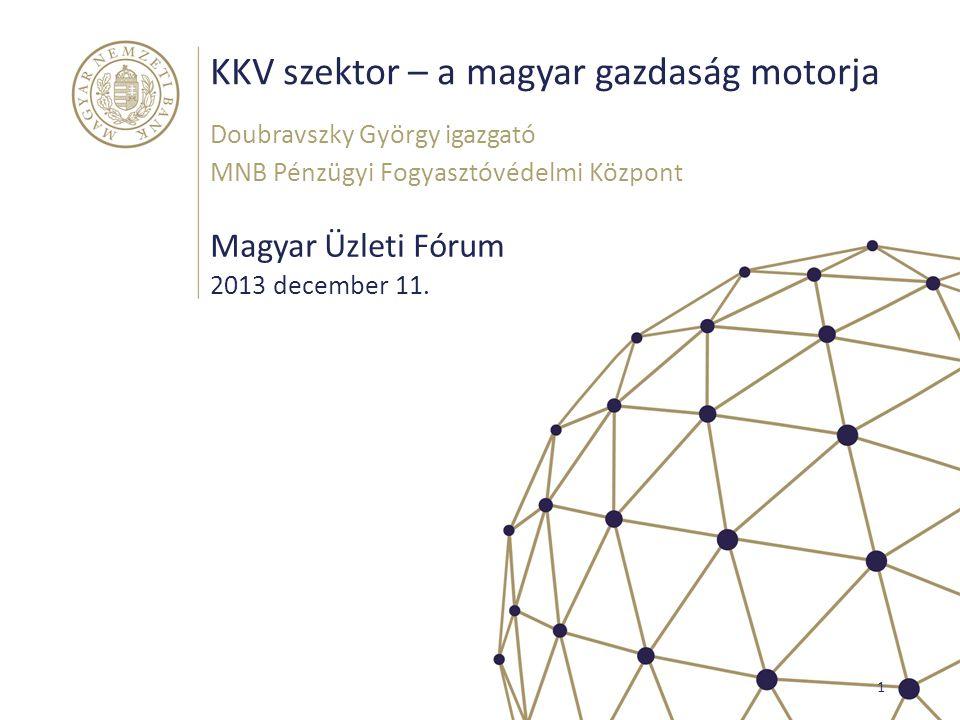 KKV szektor – a magyar gazdaság motorja