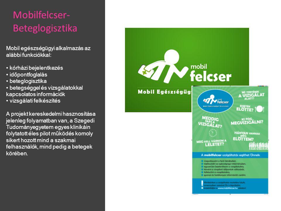 Mobilfelcser-Beteglogisztika