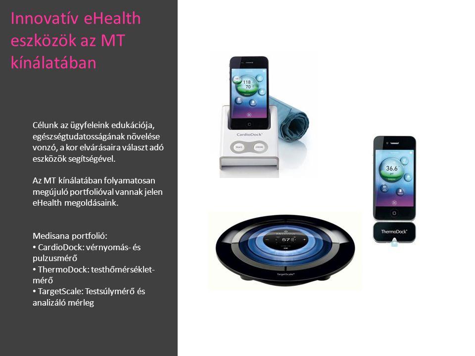 Innovatív eHealth eszközök az MT kínálatában