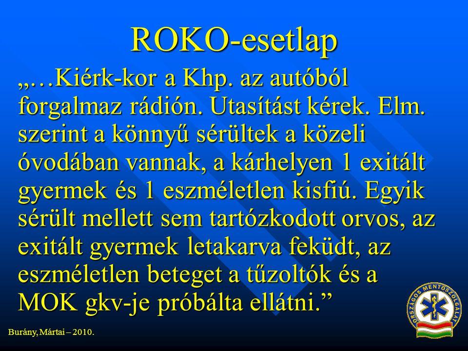 ROKO-esetlap