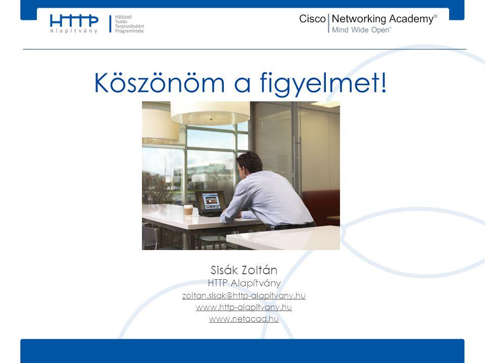 Sisák Zoltán HTTP Alapítvány