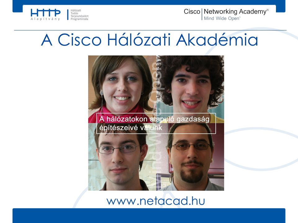 A Cisco Hálózati Akadémia