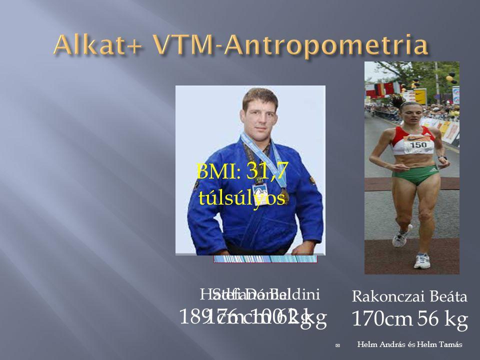 Alkat+ VTM-Antropometria