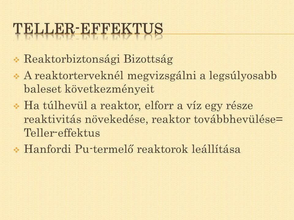 Teller-effektus Reaktorbiztonsági Bizottság