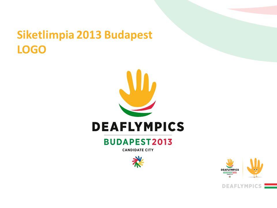 Siketlimpia 2013 Budapest LOGO
