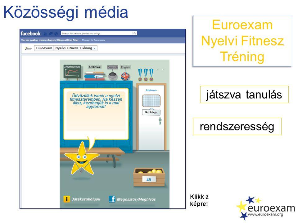Euroexam Nyelvi Fitnesz Tréning