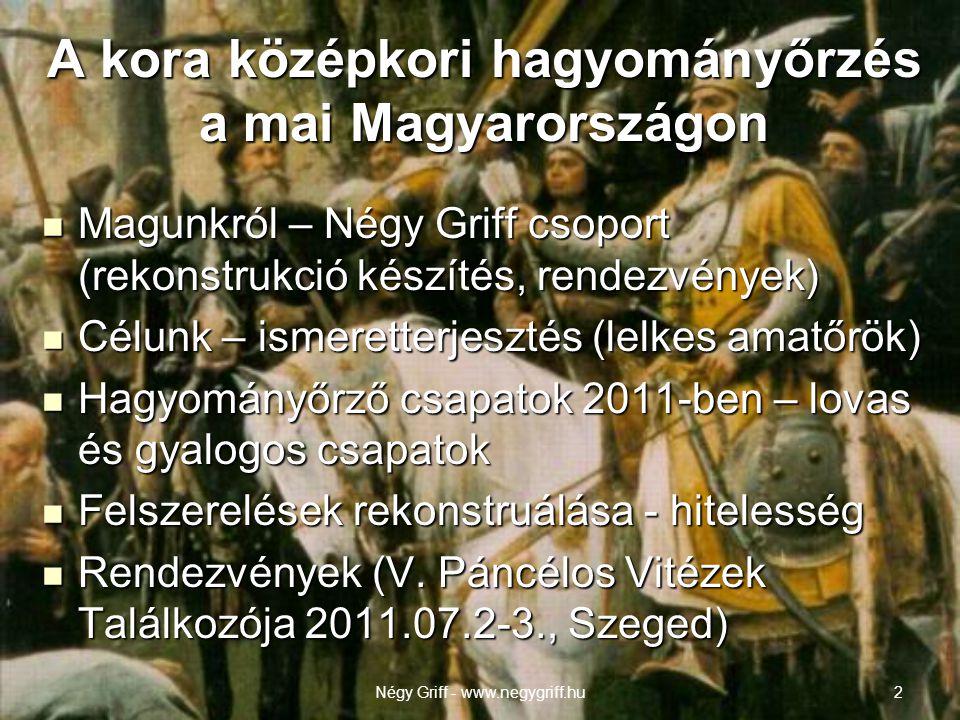 A kora középkori hagyományőrzés a mai Magyarországon