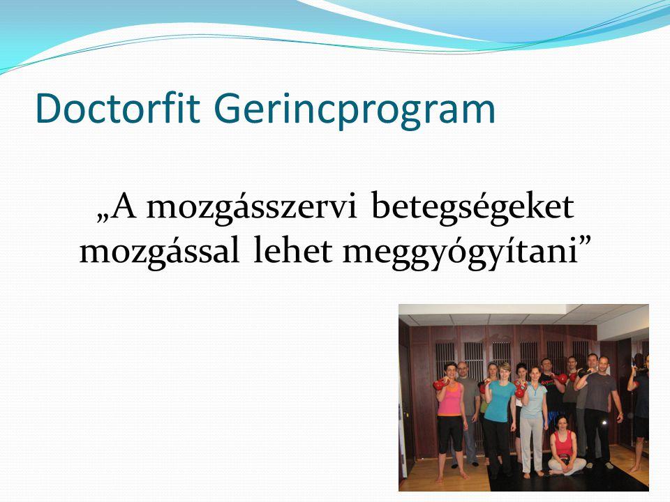Doctorfit Gerincprogram