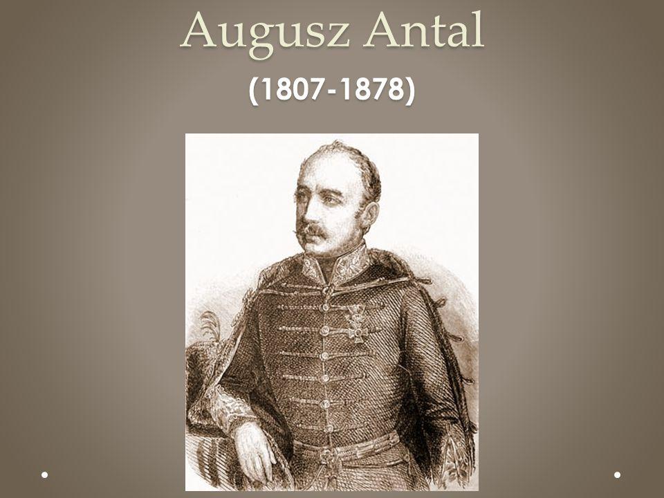Augusz Antal (1807-1878)