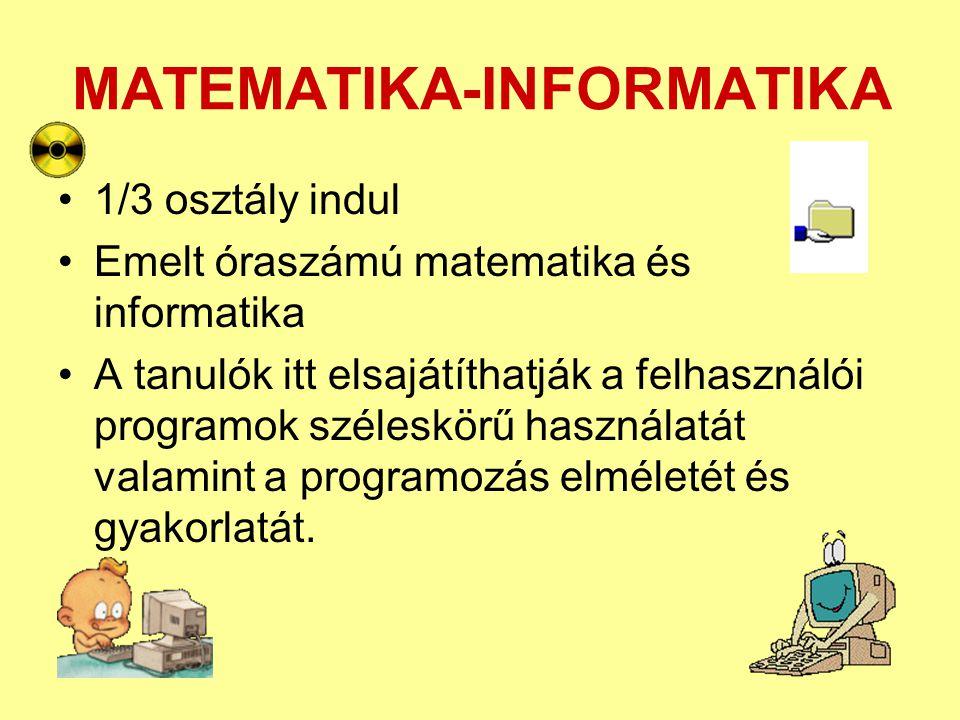 MATEMATIKA-INFORMATIKA