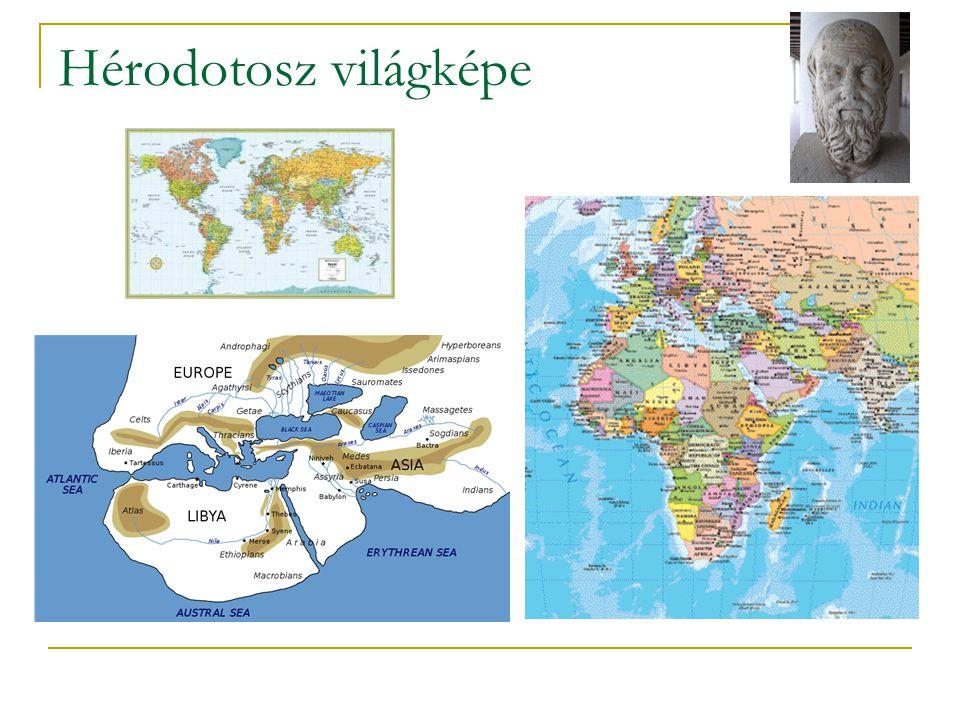 Hérodotosz világképe