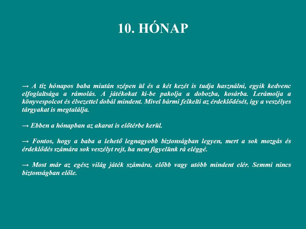 10. HÓNAP