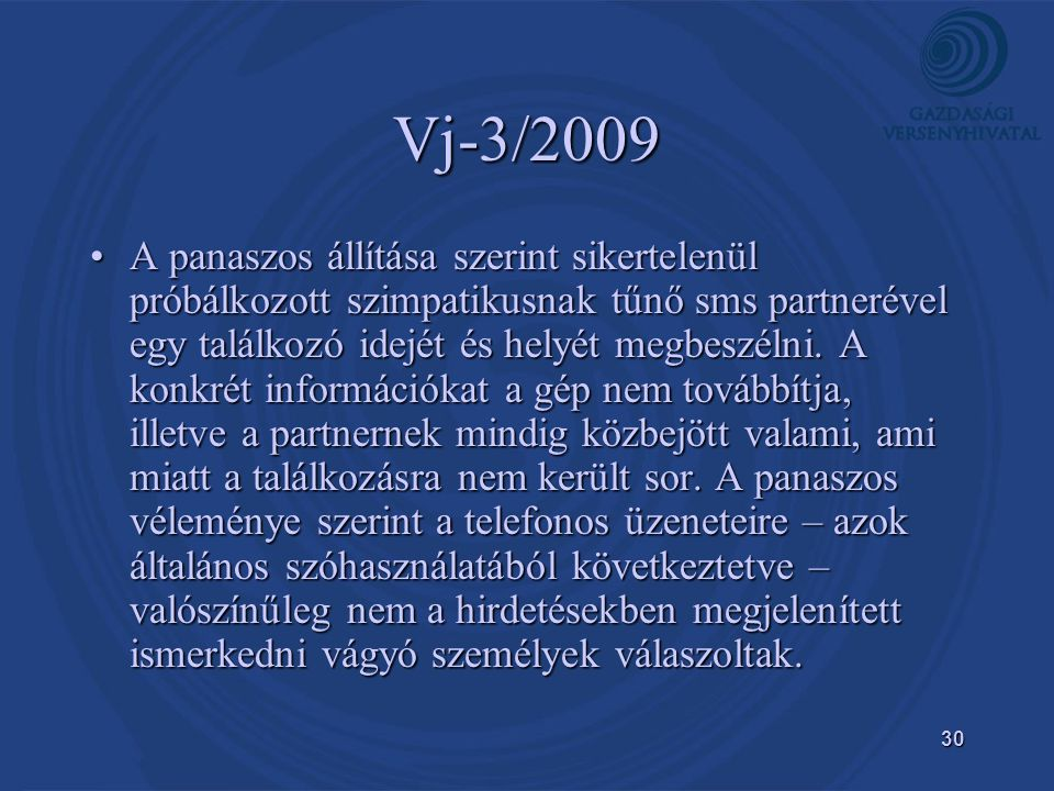 Vj-3/2009