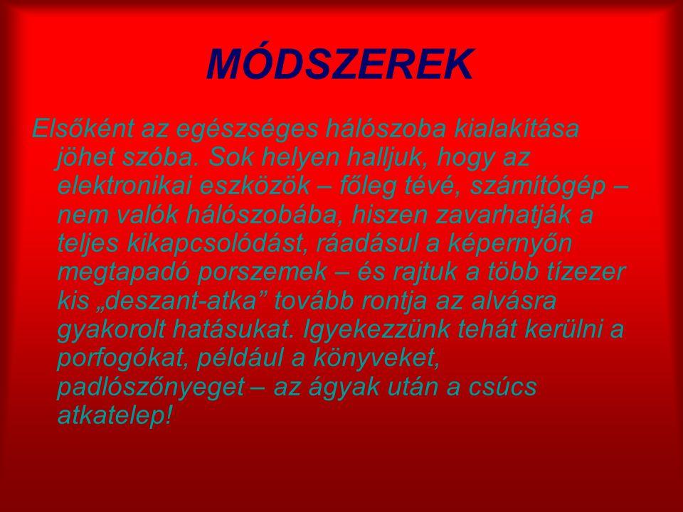 MÓDSZEREK