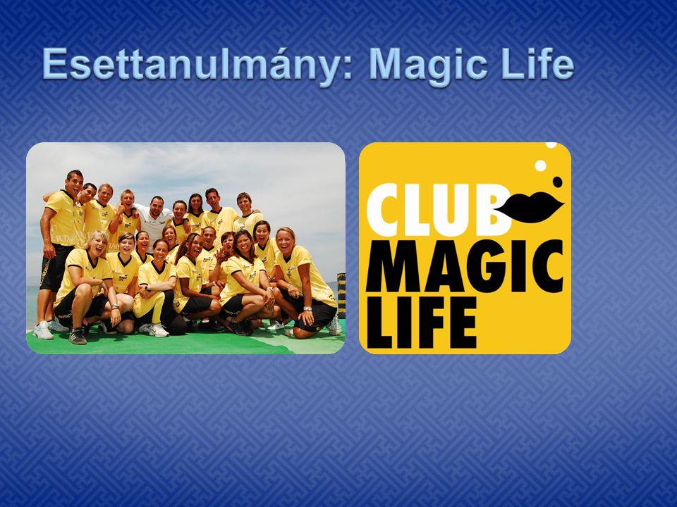Esettanulmány: Magic Life