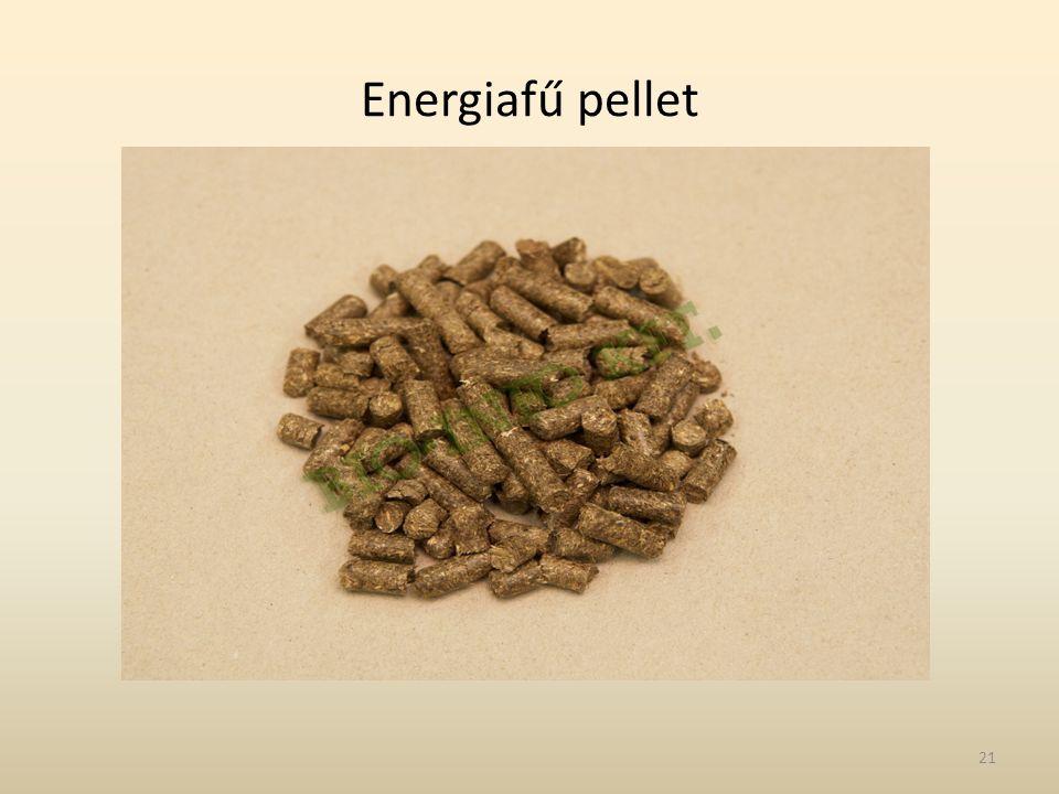 Energiafű pellet