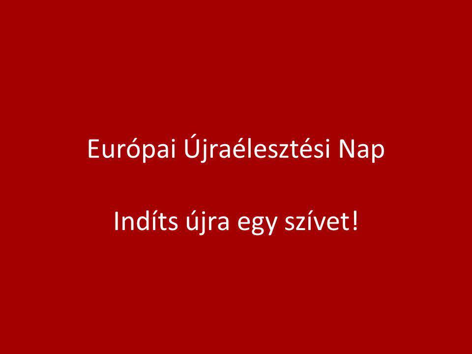 Európai Újraélesztési Nap