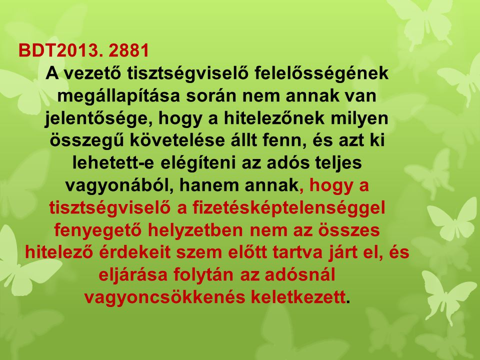 BDT2013. 2881
