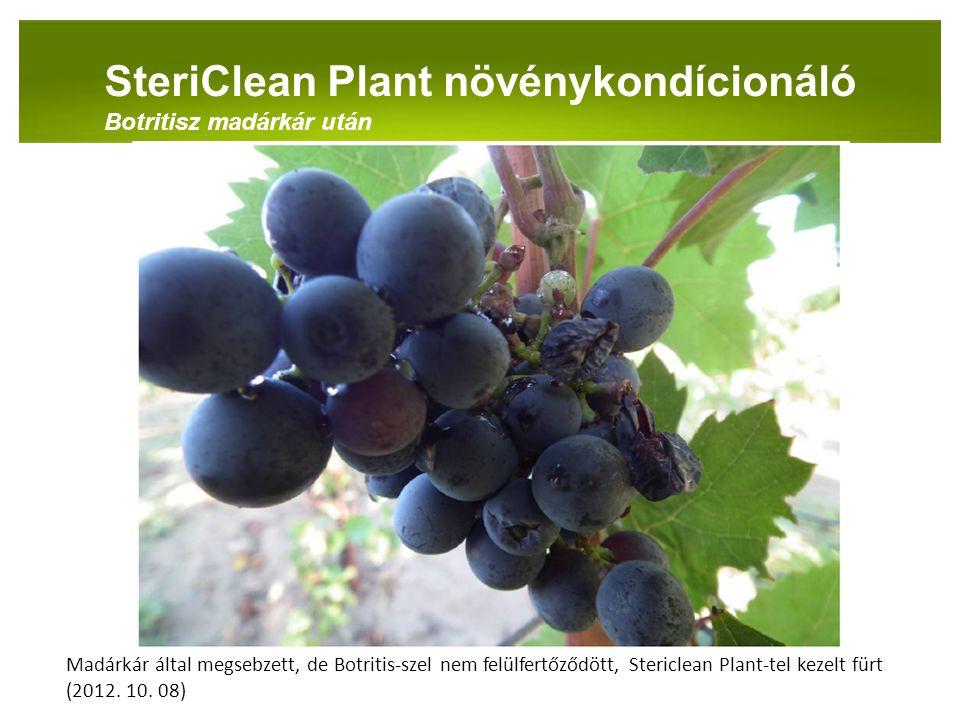 SteriClean Plant növénykondícionáló