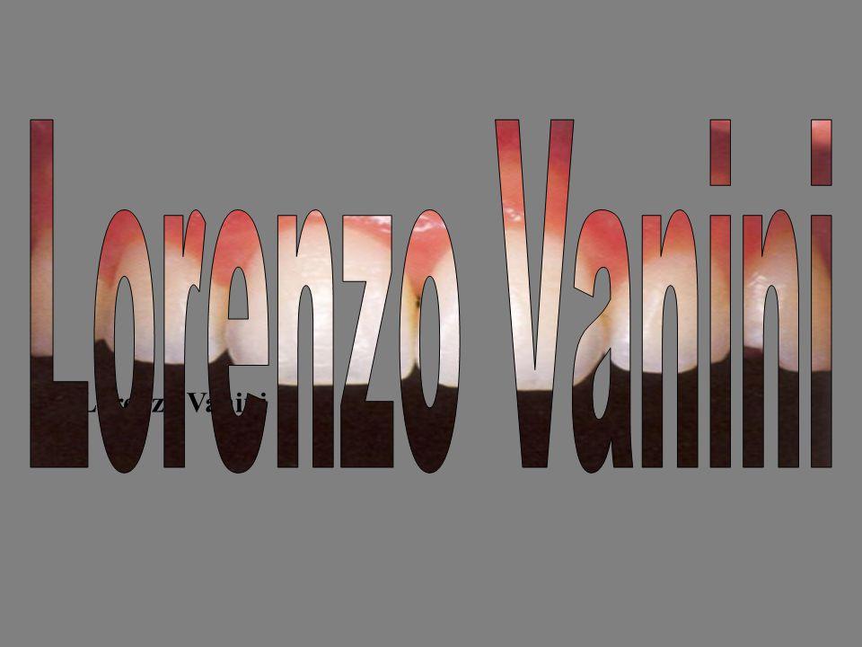 Lorenzo Vanini Lorenzo Vanini