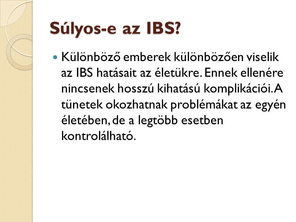Súlyos-e az IBS