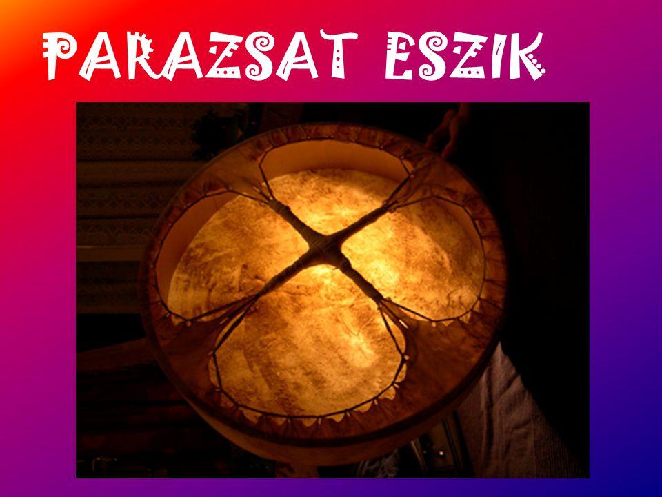 PARAZSAT ESZIK