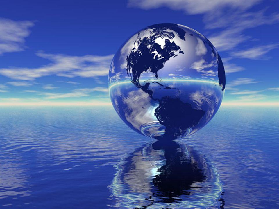 A víz. A Földünk 71% víz, de ebből csak 2,5% édes víz. A víz életünk legfontosabb része.