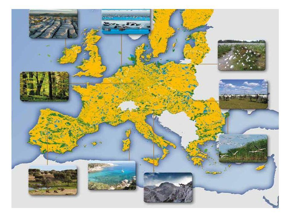Natura 2000 az Európai unió ökológiai hálózata